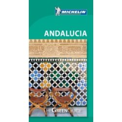 Andalucia útikönyv Michelin green guide 2016