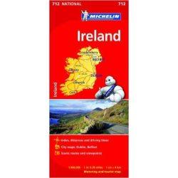 712. Írország térkép Michelin 1:400 000