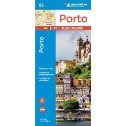 85. Porto térkép Michelin  1:11 000