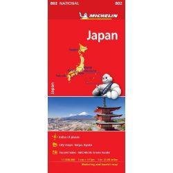 802. Japán térkép Michelin 1:1 500 000