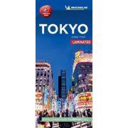 Tokio térkép, Tokyo térkép vízálló Michelin