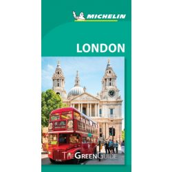 London Michelin útikönyv Michelin travel guide