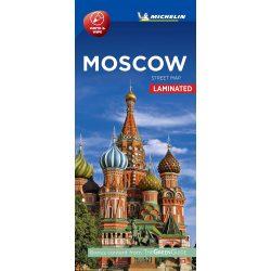 Moszkva térkép Michelin vízálló 1:15 000