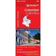 806. Colombia térkép Michelin  1:1 500 000
