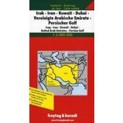 Iraq térkép Freytag 1:2 000 000