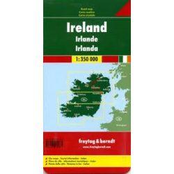 Írország térkép Freytag & Berndt 1:350 000  AK 6701