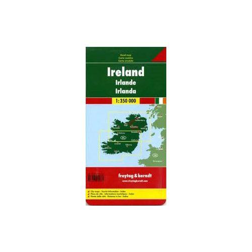 Írország térkép Freytag & Berndt 1:350 000  AK 6701 Írország autótérkép 2020
