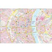 Köln térkép Köln belváros zsebtérkép 1: 10 000 City Pocket vízhatlan Freytag PL 127 CP