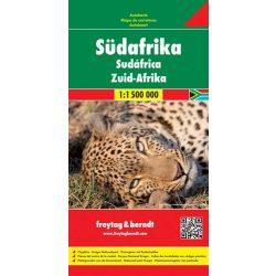 Dél-Afrika térkép Freytag & Berndt 1:1 500 000
