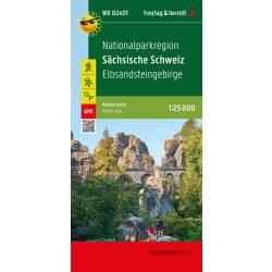 WKD2401 Nationalparkregion Sächsische Schweiz, Wanderkarte 1:25.000