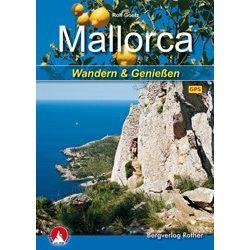 Mallorca, Wandern und Genießen, Rolf Goetz
