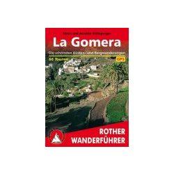 La Gomera túrakalauz Bergverlag Rother német   RO 4007