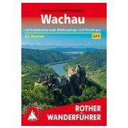 Wachau túrakalauz Bergverlag Rother német   RO 4050