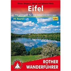 Eifel túrakalauz Bergverlag Rother német   RO 4223