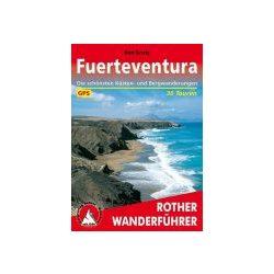 Fuerteventura túrakalauz Bergverlag Rother német   RO 4303