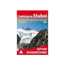 Stubai, Trekking im túrakalauz Bergverlag Rother német   RO 4437
