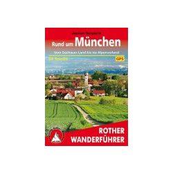 München, Rund um túrakalauz Bergverlag Rother német   RO 4471