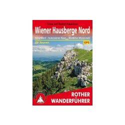 Wiener Hausberge Nord túrakalauz Bergverlag Rother német   RO 4500