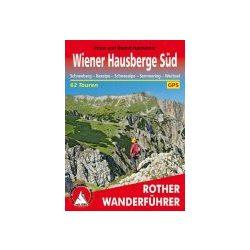 Wiener Hausberge Süd túrakalauz Bergverlag Rother német   RO 4501