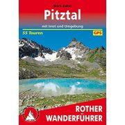 Pitztal túrakalauz Bergverlag Rother német   RO 4504