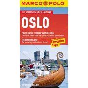 Oslo útikönyv Marco Polo angol guide 2013