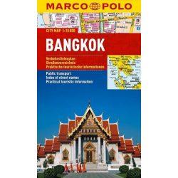 Bangkok térkép vízálló Marco Polo 2017 1:15 000