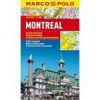 Montreal térkép Marco Polo vízálló 2013 1:15 000