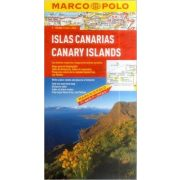 Kanári szigetek térkép Marco Polo 2012 1:150 000