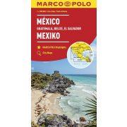 Mexico térkép Marco Polo 1:2 500 000  Mexikó térkép  2016