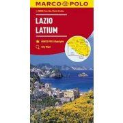 Lazio térkép Marco Polo 1:200 000