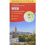 Bécs térkép Marco Polo vízálló 1:12 000  2018