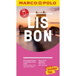 Lisbon Marco Polo Pocket Guide, Lisszabon útikönyv 2019- angol