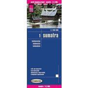 Szumátra térkép Reise 2010 1:1 100 000