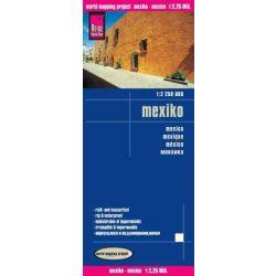 Mexiko térkép Reise 1:2 250 000