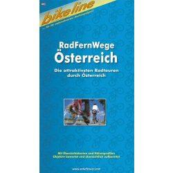 Österreich Radfernwege