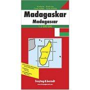Madagaszkár térkép Freytag 1:2 000 000