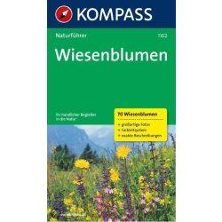 1102. Wiesenblumen természetjáró könyv Naturführer