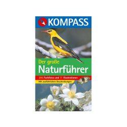 1500. KOMPASSNaturführer, Der Große természetjáró könyv Naturführer