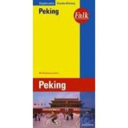 Peking térkép Falk 1:20 000