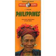 Fülöp-szigetek térkép Nelles 1:1 500 000