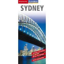 Sydney térkép Kunth 1:12 500