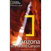 Arizona útikönyv Traveler Geographia kiadó Arizona és a Grand Canyon útikönyv