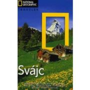 Svájc útikönyv Traveler Geographia kiadó 2013