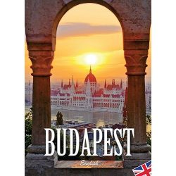 Budapest útikönyv Taramix 2016 angol nyelvű