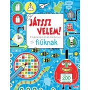 Játssz velem könyv könyv fiúknak Ventus Libro Kiadó