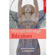 Hosszú hétvége Bécsben útikönyv - Kelet-nyugat könyvek 2019