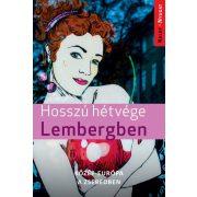 Hosszú hétvége Lembergben útikönyv - Kelet-nyugat könyvek Farkas Zoltán 2019