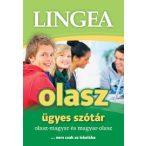Olasz ügyes szótár, olasz - magyar szótár Lingea