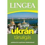 Ukrán társalgás, ukrán - magyar szótár Lingea