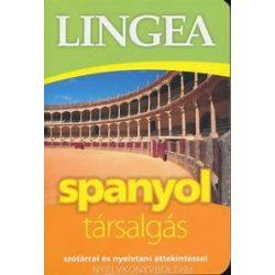 Spanyol társalgás, 2. kiadás, spanyol - magyar szótár Lingea